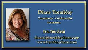 Diane Tremblay face
